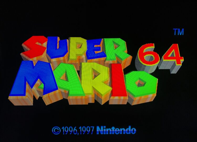 The Dated Genius of Super Mario 64.