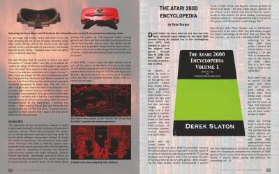 The Atari 2600 Encyclopedia – by Ryan Burger
