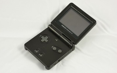 Game Boy Advance: Handheld Gaming Perfected.