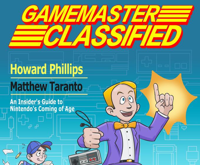 Gamemaster Classified: A Howard Phillips Tell-All Book Hits Kickstarter!