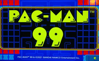 Pac-Man 99: The Fever Is Back (Pac-Man Fever That Is)