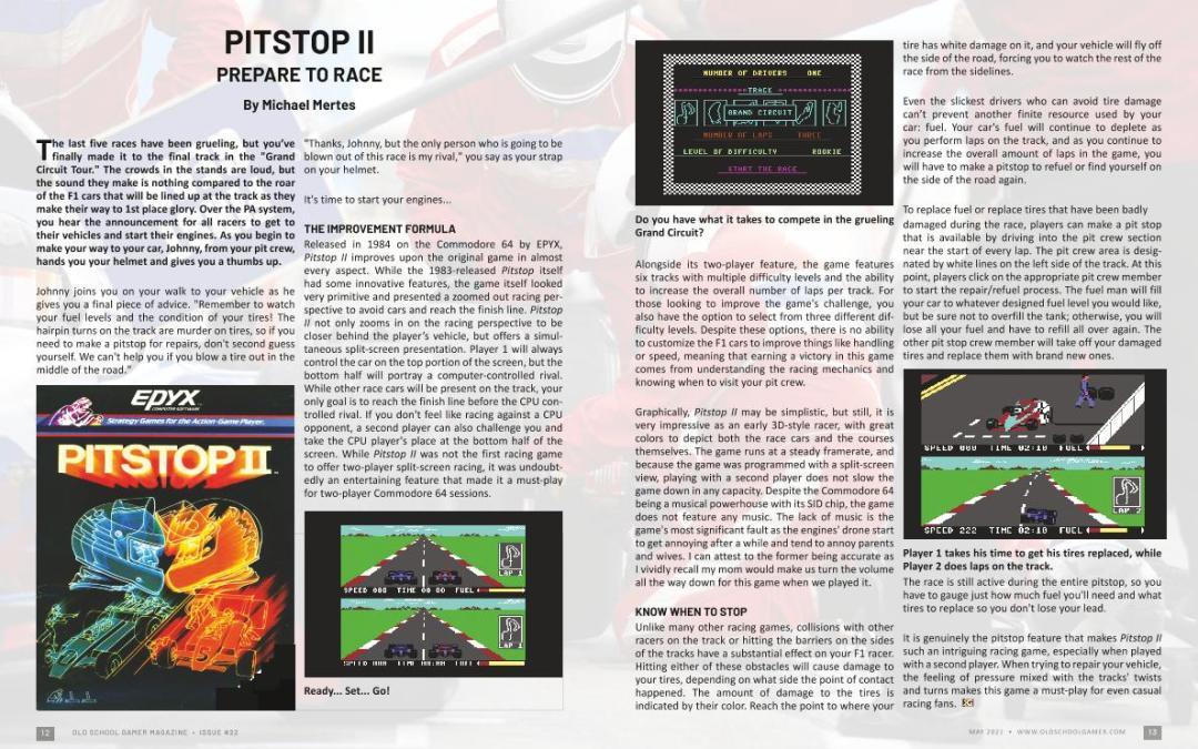 Pitstop II – Prepare to Race – by Michael Mertes