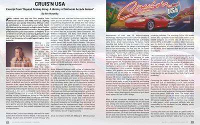 Cruis'n USA – by Ken Horowitz