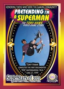 Video Game Trading Card Spotlight – Tony Hawk