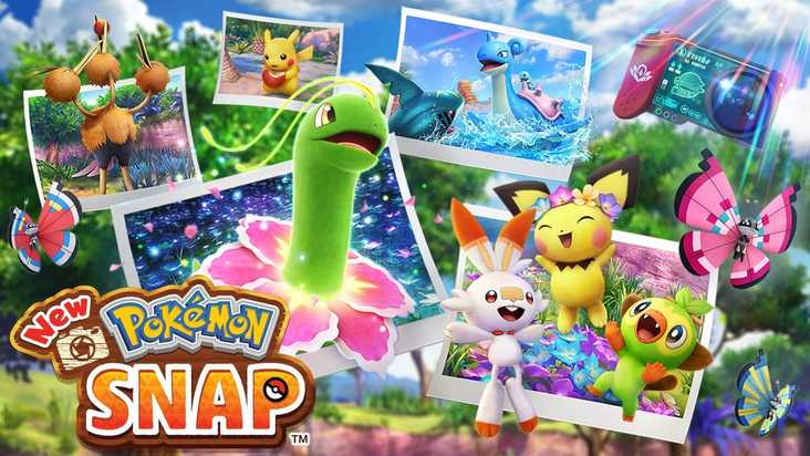 Five Reasons Why You've Got to Play New Pokemon Snap