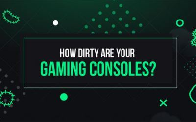 Dirty Retro Gaming Equipment? It's worse than you thought!