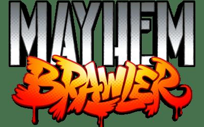 Modern Beat 'Em Up with 90s Retro Vibe, Mayhem Brawler, Coming Soon to iiRcade