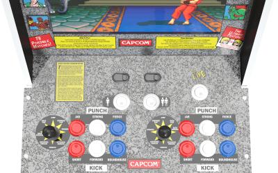 E3 2021 Arcade1Up (Coming Soon) – Street Fighter™ll Big Blue Arcade Machine