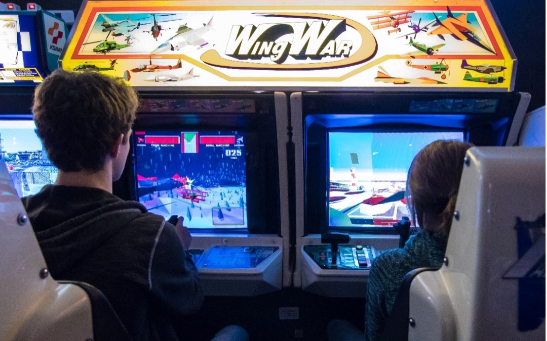 These Arcade Games Would Make You Feel Nostalgic