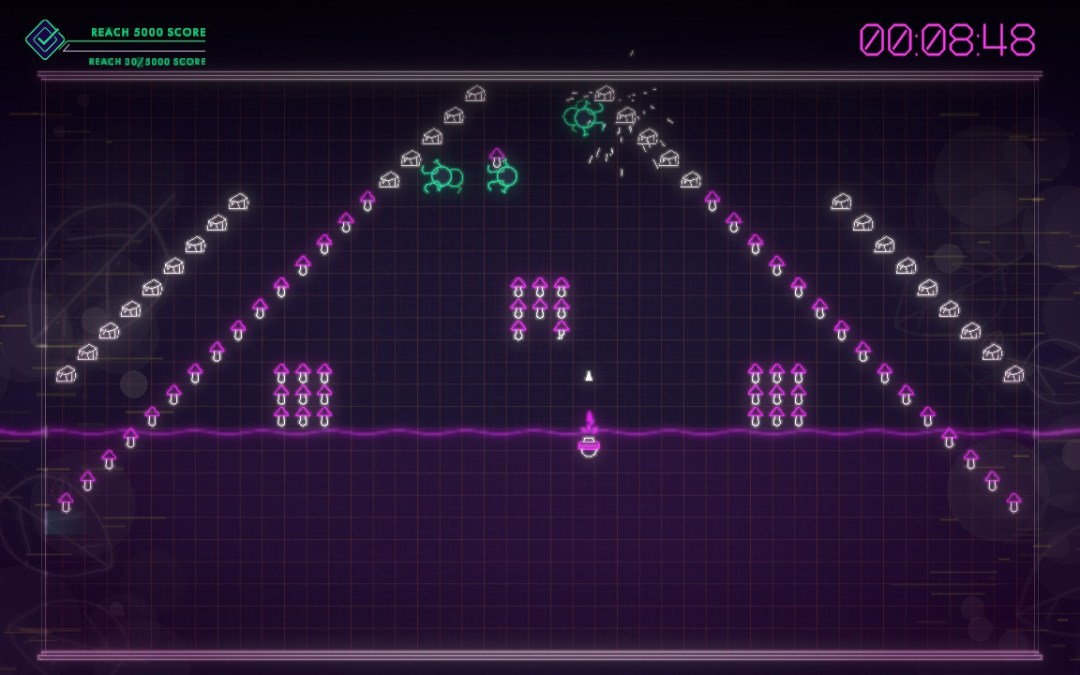 Centipede: Recharged Review (Nintendo Switch)
