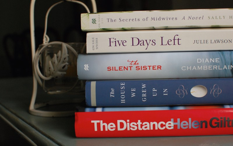 5 Fall Reads