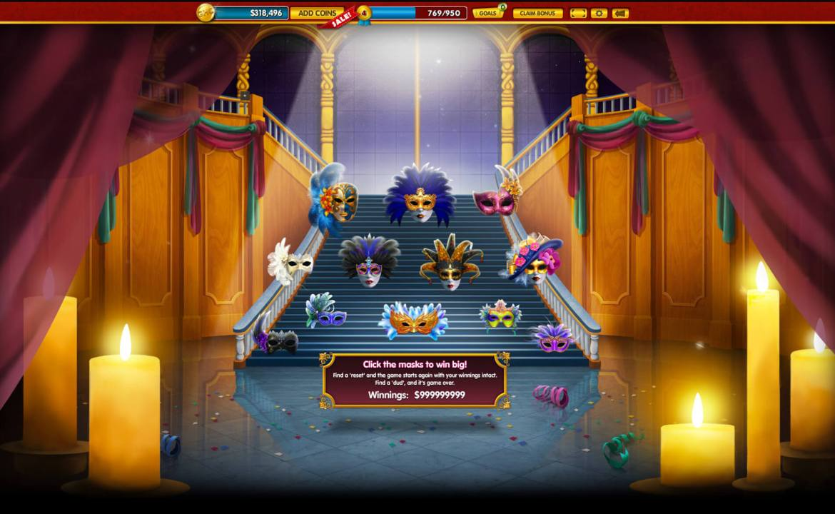 Outsourced Slot Game, Gamehouse Casino Slots