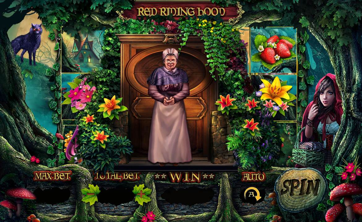 Red Riding Hood, Old Skool Studios, outsourced