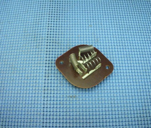 1960 Pontiac Ac Blower Motor Resistor 535084