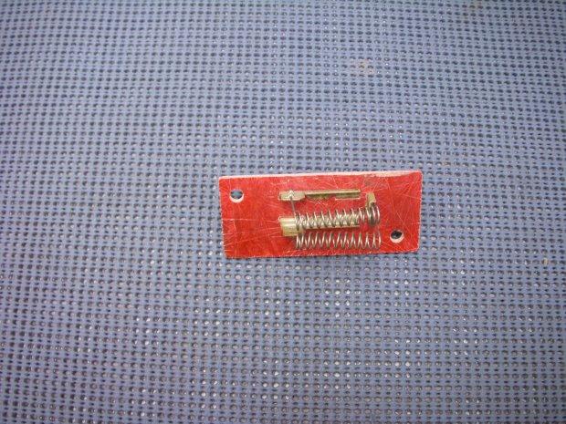 1961 Pontiac Heater Blower Motor Resistor Nos 537459