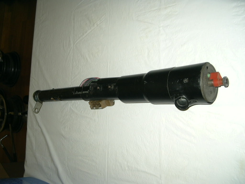 1970 1975 Firebird Camaro Steering Column Assembly Nos