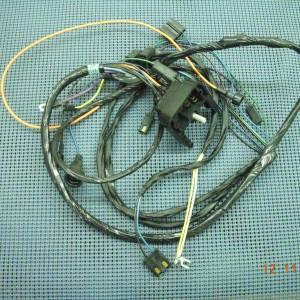1970 chevrolet camaro ignition start wiring harness nos. Black Bedroom Furniture Sets. Home Design Ideas