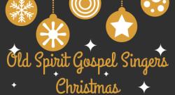 Old Spirit Gospel Singers – Xmas Tour ;)