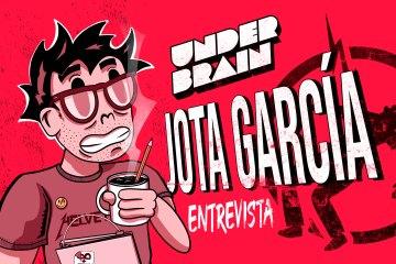 Entrevista Jota García