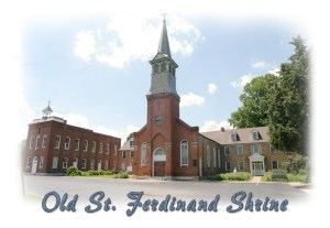 Old St. Ferdinand Shrine