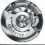 ETA 2892 watch movements