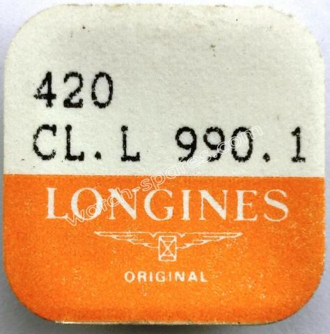 Longines 990.1 Part 420 Crown Wheel
