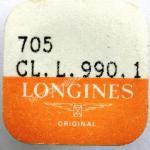 Longines 990.1 Part 705 Escape Wheel
