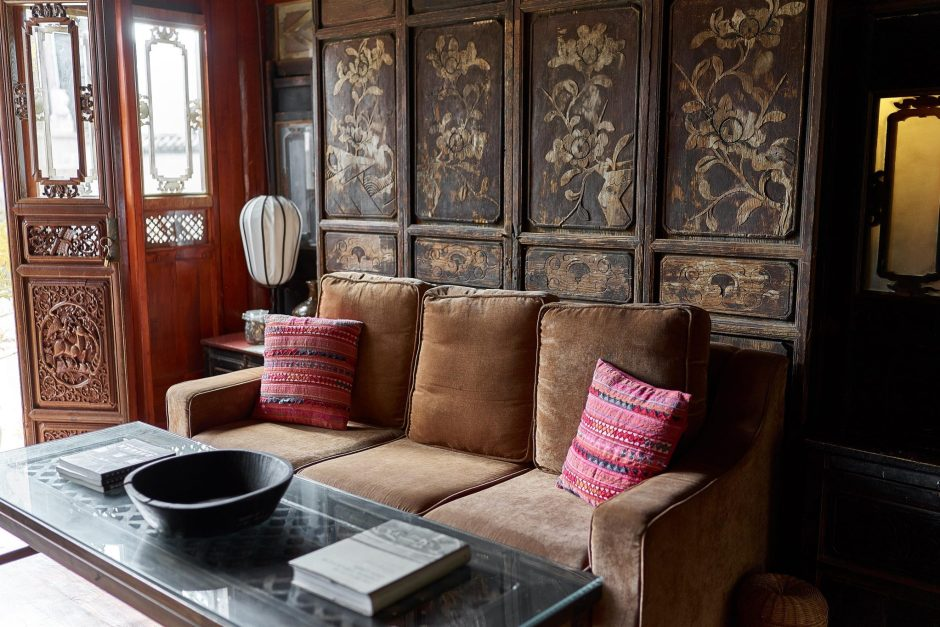 Shaxi guesthouse - Old Theatre Inn lounge