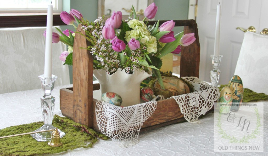 Easter Table Centerpiece 004