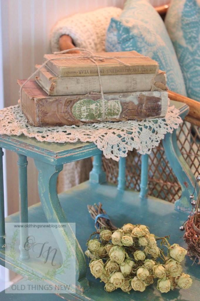 MMS Vintage Side Table 001