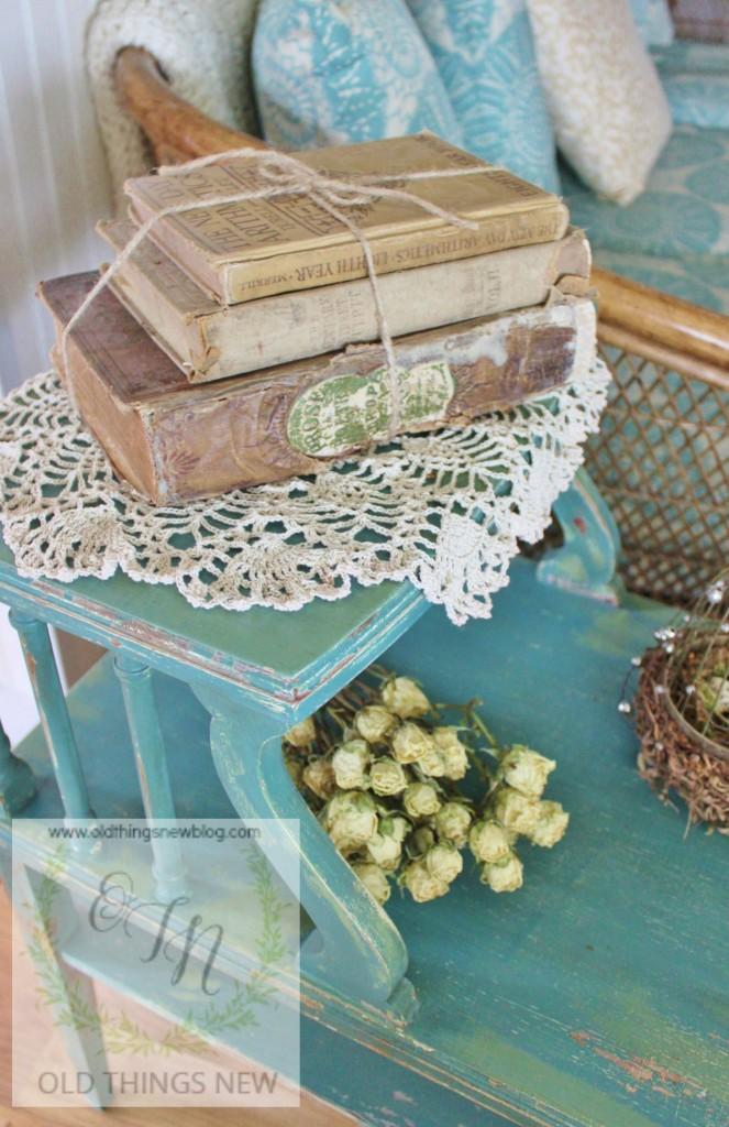 MMS Vintage Side Table 003