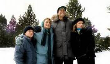 Christmas Vacation family