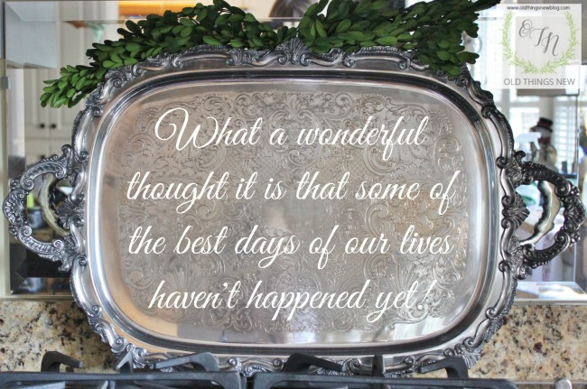 Wonderful Thought Saying
