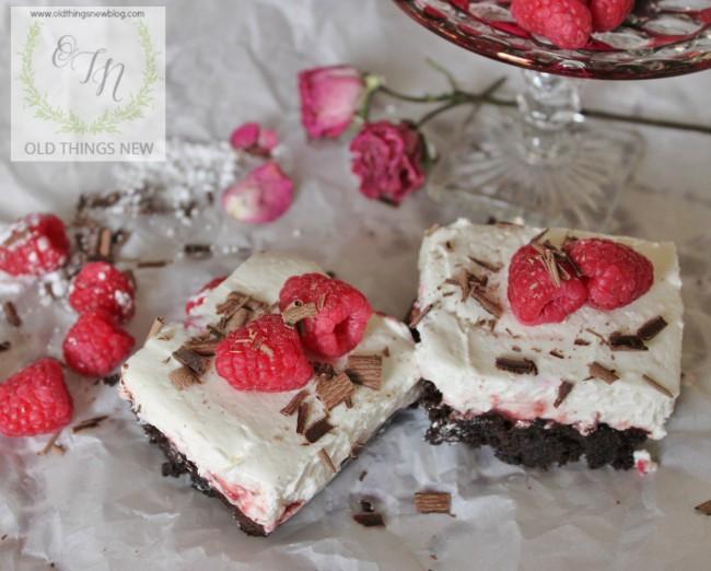 Chocolate-Raspberry Love