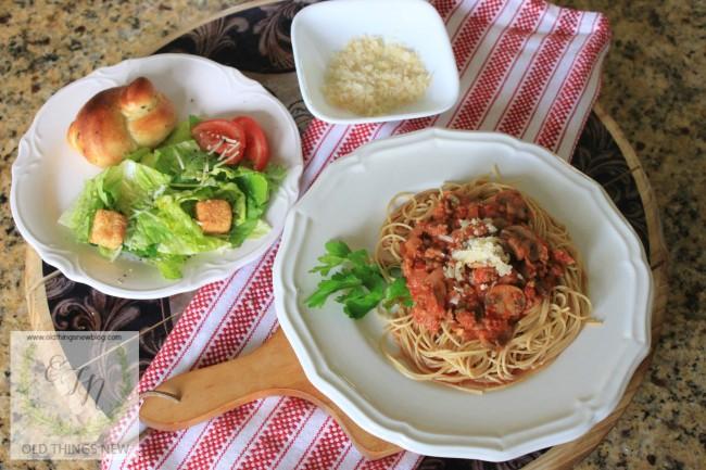 Patti's Spaghetti Sauce 006