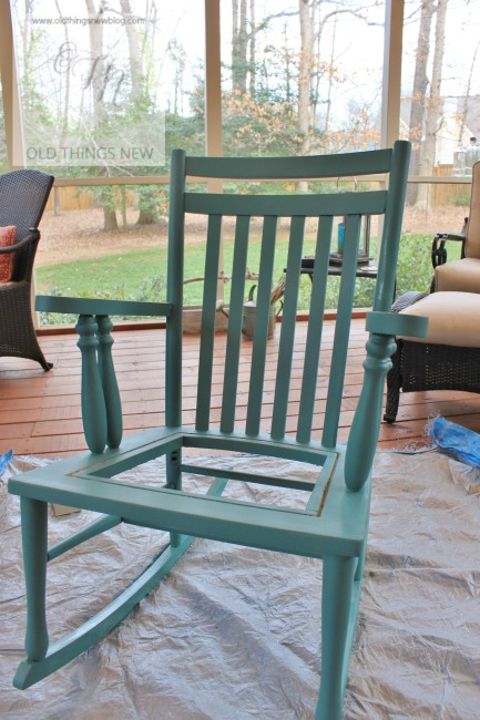 Rocking Chair 029