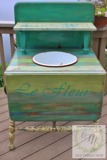 Potting Bench 008