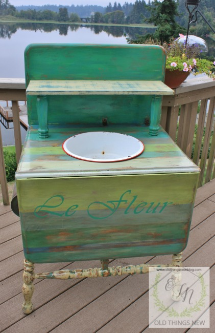 Potting Bench 012