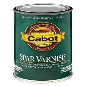 cabot spar varnish