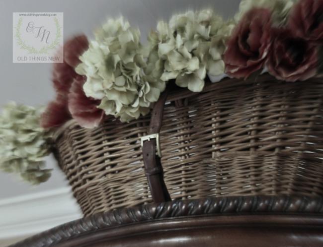 Antique Basket  040