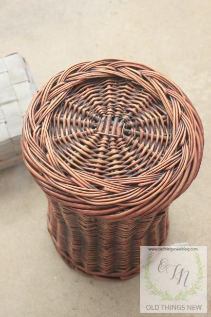 Weathered baskets 013
