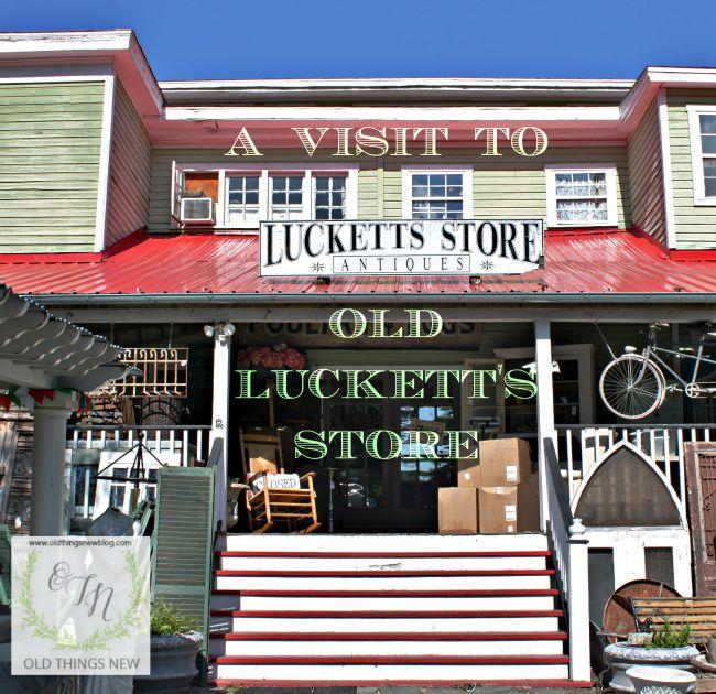 Old Luckett's Store 001
