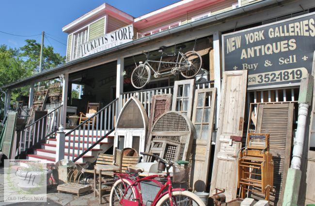 Old Luckett's Store 002