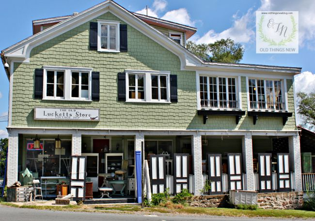 Old Luckett's Store 086