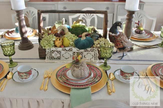 Thanksgiving Table 017