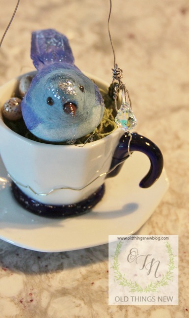 Birdy Teacup Ornaments 008