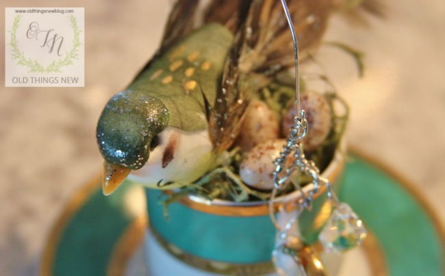 Birdy Teacup Ornaments 014