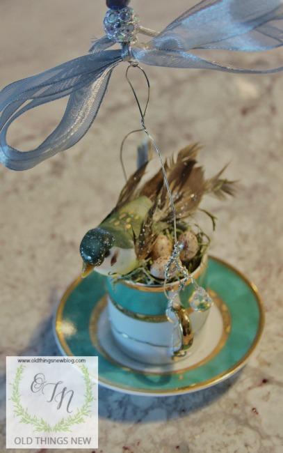 Birdy Teacup Ornaments 016