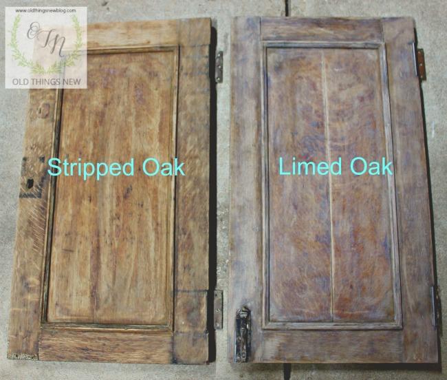 Limed Oak Kitchen Cabinet Doors