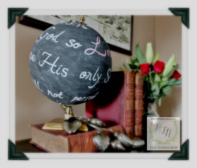 Valentine Globe 013